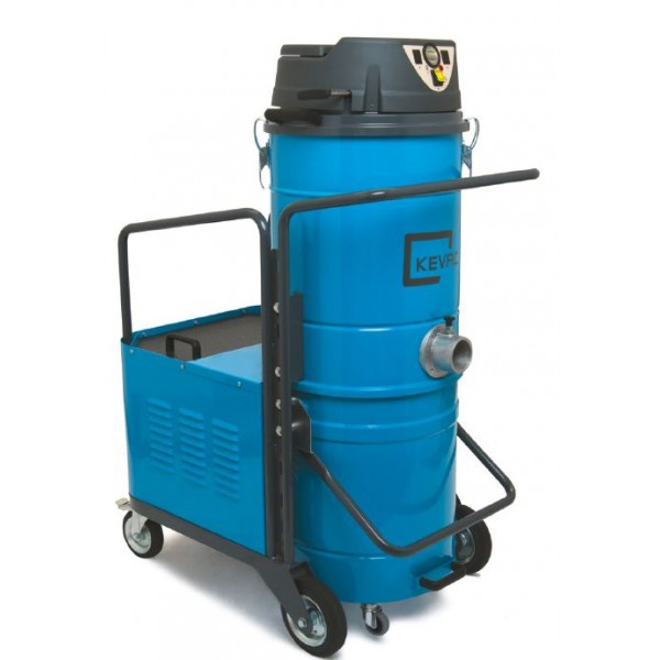 Kevac Kbb2 Rechargeable Battery Power Industrial Vacuum 90l