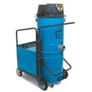 Kevac KBB3 RECHARGEABLE BATTERY-POWER industrial vacuum 90L