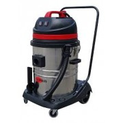 VIPER LSU255 INDUSTRIAL VACUUM 2,000W WET or DRY 55L 240V