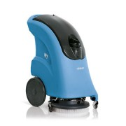 Victor M16 12V Scrubber Dryer  c/w Brush