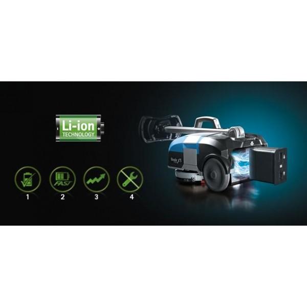 Fimap Genie Xs Lithium Ion Hard Floor Scrubber Dryer