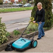 Truvox Trusweep 460 push sweeper